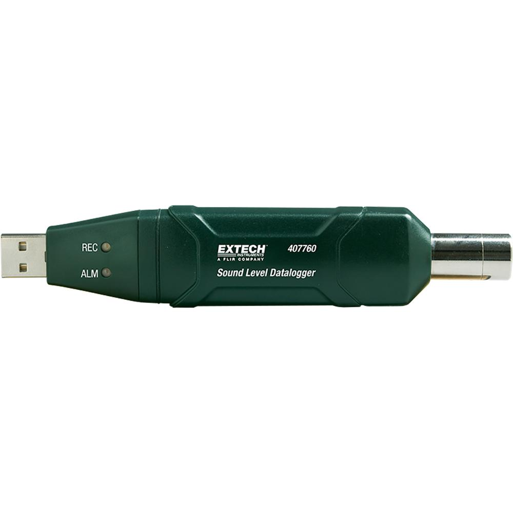 Extech Instruments USB Sound Level Datalogger with Limited NIST