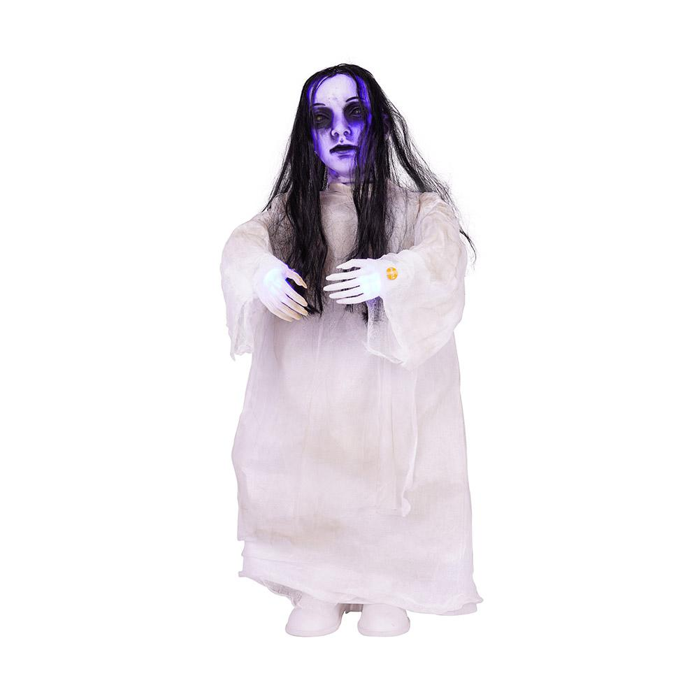 Home Accents Holiday 36 in. Animated Standing Ghost Girl