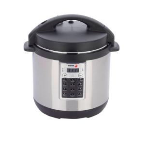 Click here to buy Fagor Premium 6 Qt. Pressure Cooker by Fagor.