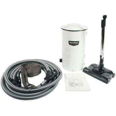 BL38 Central Vacuum with Universal Pigtail Hose and Electric Powerhead