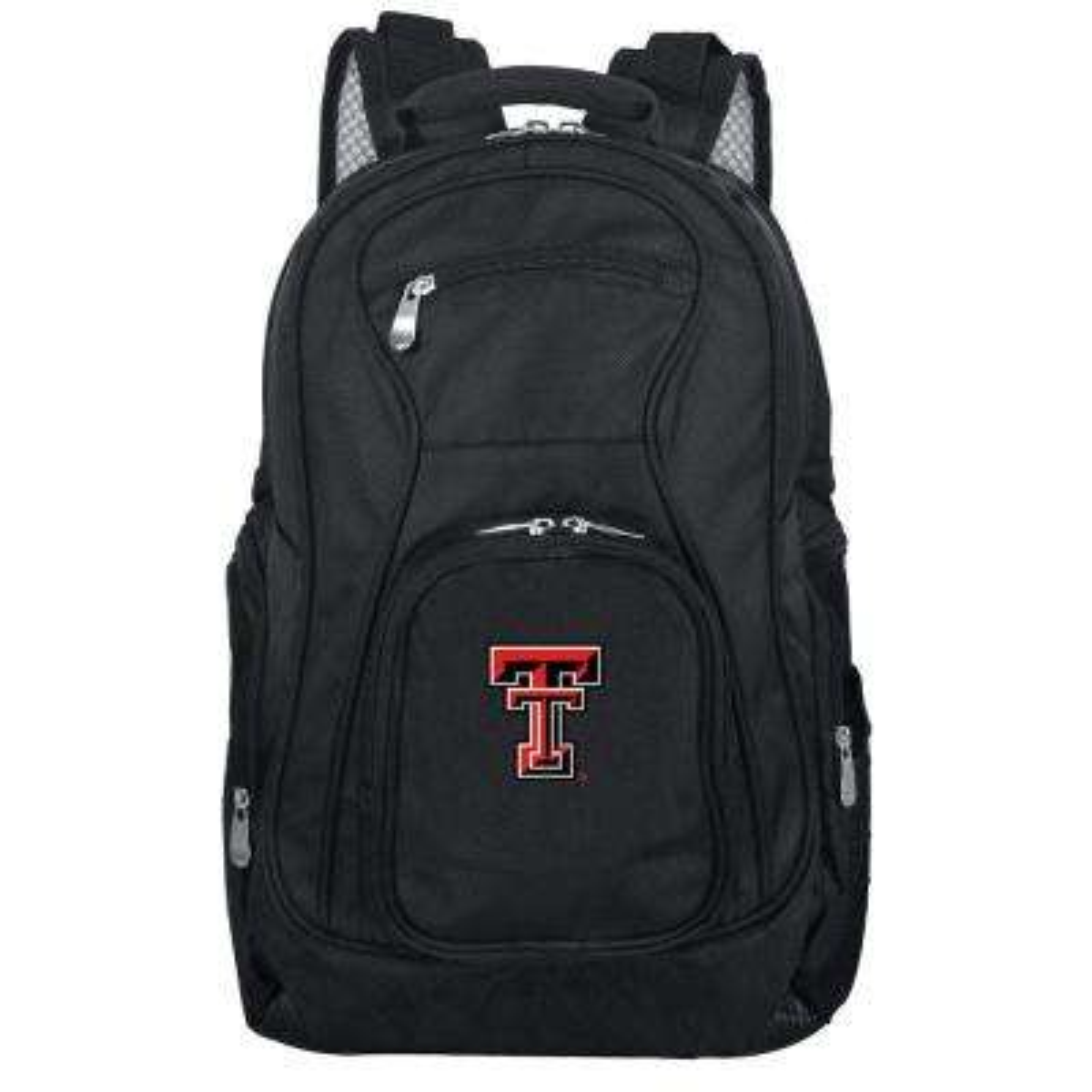 NCAA Texas Tech Laptop Backpack