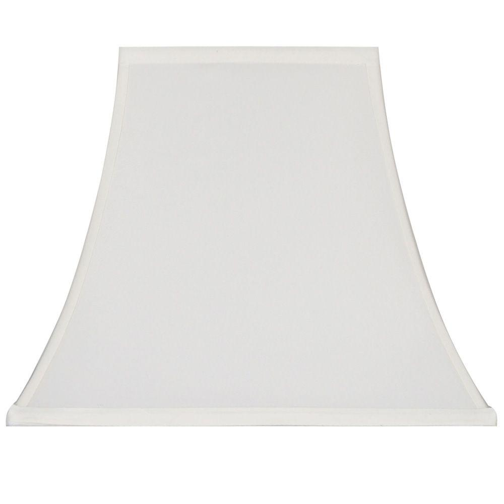 Mix & Match Cream Square Bell Table Shade