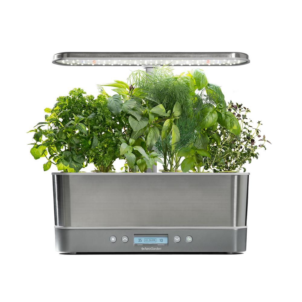 Hydroponic Gardening at The Home Depot