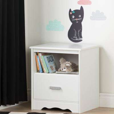 DreamIt Black Night Garden Little Cat Wall Decals