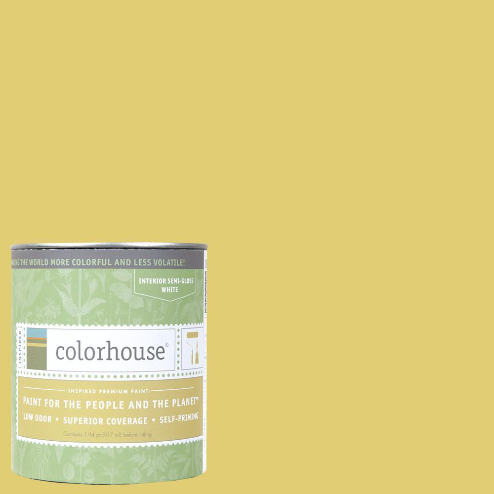1 qt. Beeswax .04 Semi-Gloss Interior Paint