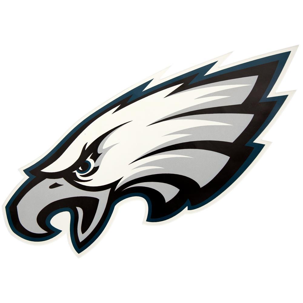 Applied Icon NFL Philadelphia Eagles Outdoor Logo Graphic- Small