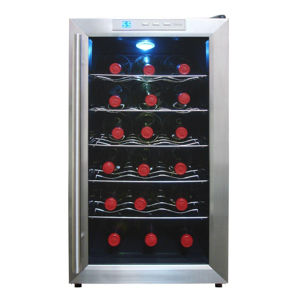 Vinotemp 18-Bottle Thermoelectric Wine Cooler