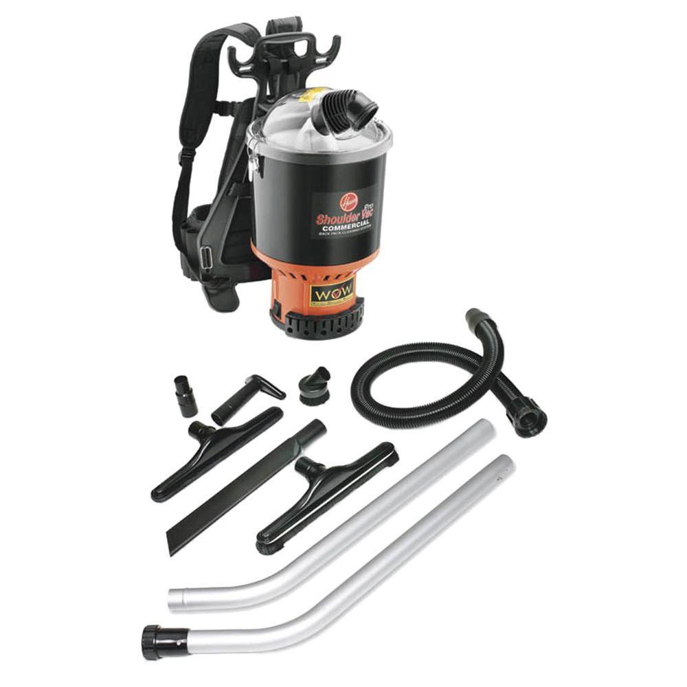Hoover Commercial Shoulder Vac Pro Backpack Vacuum Cleaner