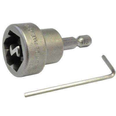 0.665 in. #16 2 in. One Way Screw Remover 1 Pack