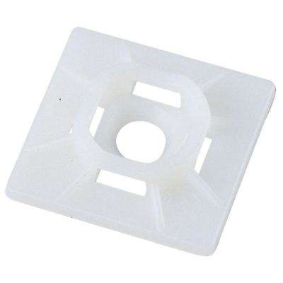 1 in. Natural Mounting Base (100-Pack)