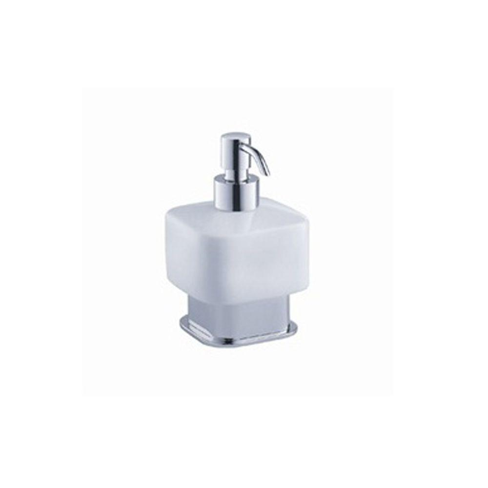 Solido Lotion Dispenser in Chrome