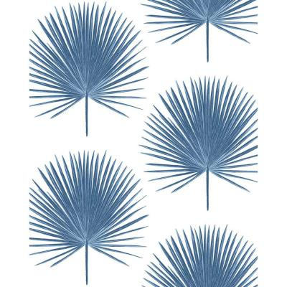 Palmetto Palm Coastal Peel and Stick Wallpaper 30.75 sq. ft.