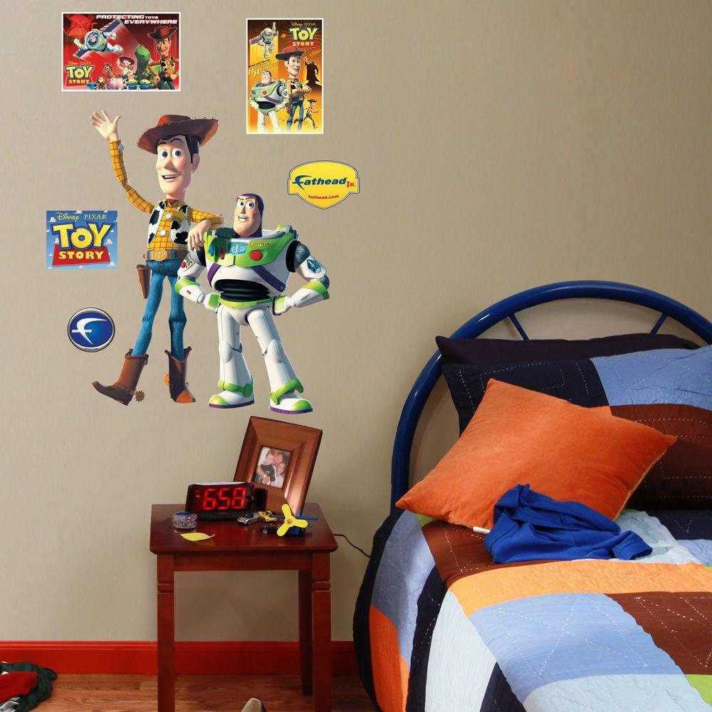 Toy Story Wall Decal Part 88