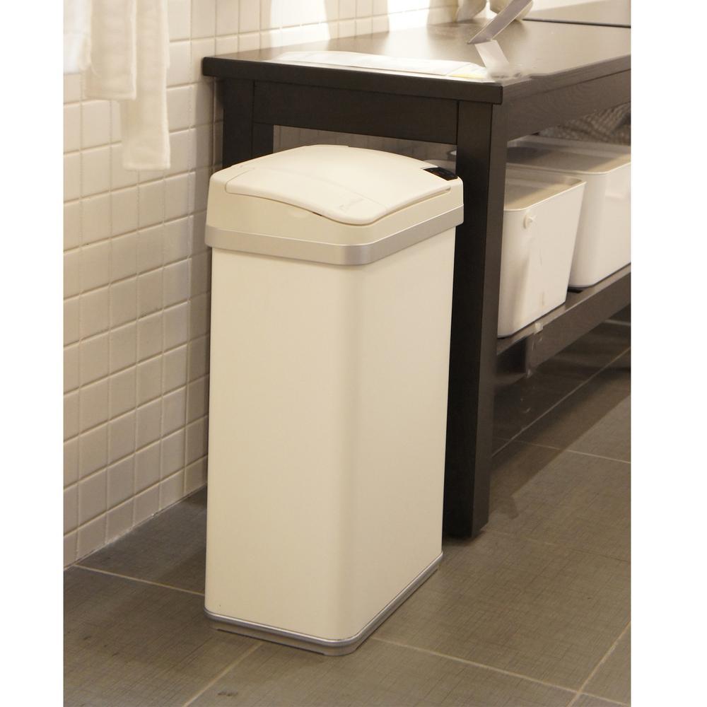 Home & Kitchen Storage & Organization 15 Liter Slim Stainless ...
