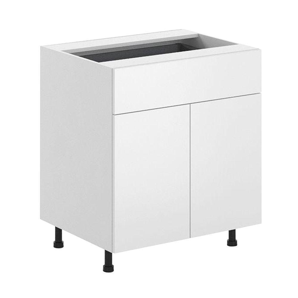 Eurostyle Kitchen Cabinets: Eurostyle Ready To Assemble 30x34.5x24.5 In. Alexandria