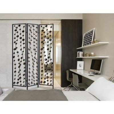 Charcoal Room Dividers Home Decor The Home Depot