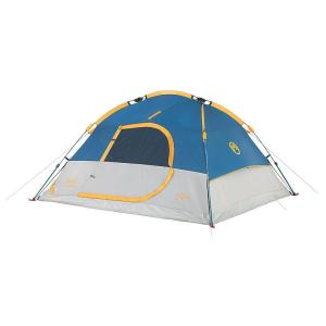 Click here to buy Coleman Flatiron 8 ft. x 7 ft. 4-Person Instant Dome Tent by Coleman.