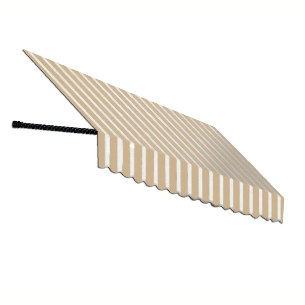 4 ft. Santa Fe Window/Entry Awning Awning (44 in. H x
