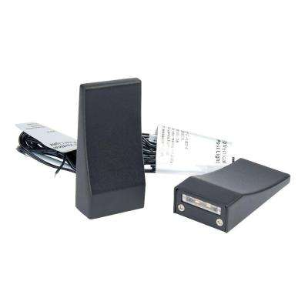 Black Sand LED Vertical Post Light (2-Pack)