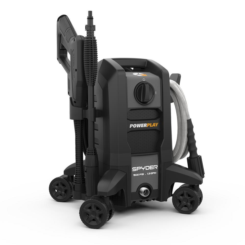 Spyder 1500 PSI 1.3 GPM Electric Pressure Washer