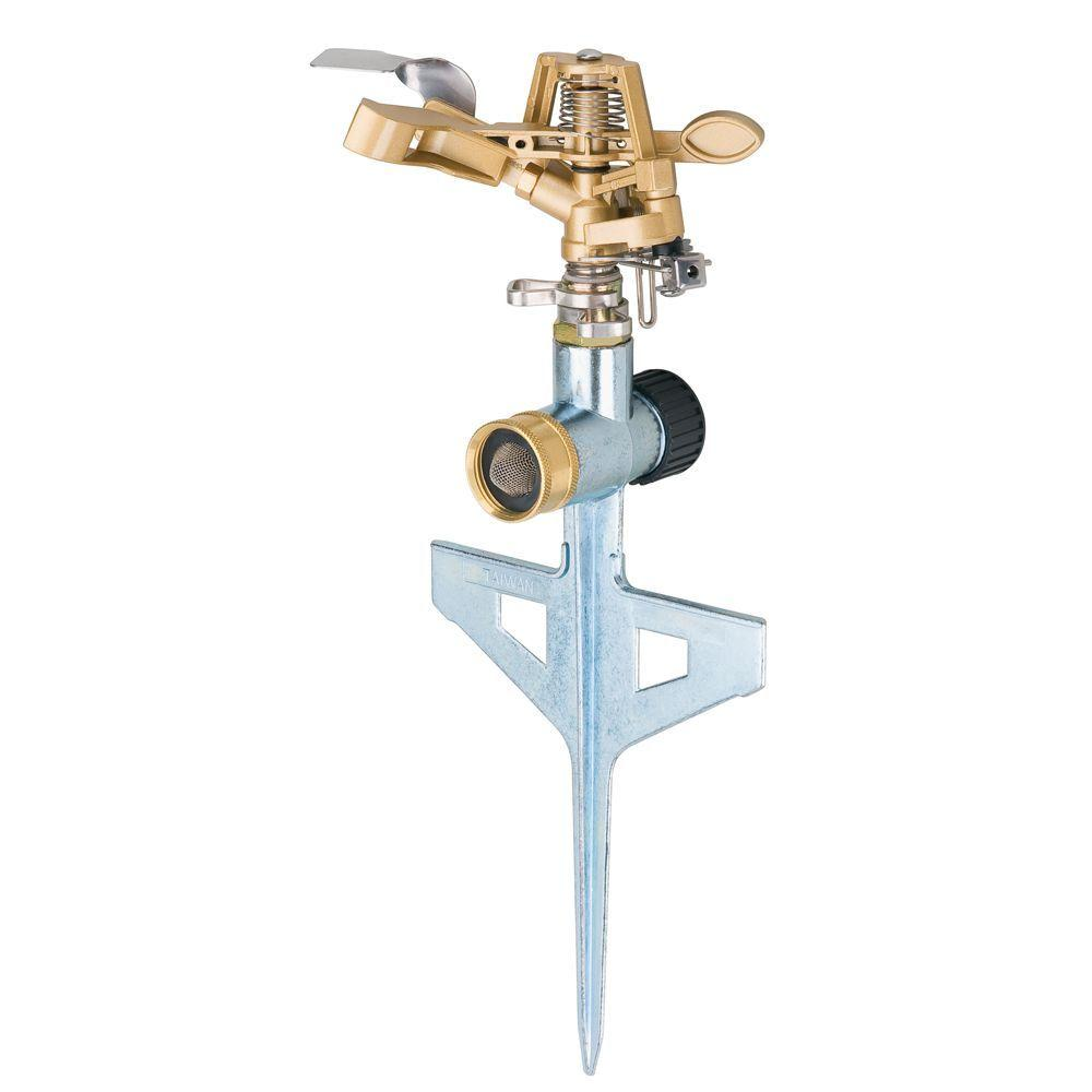 Melnor Pulsator Sprinkler with Step Spike