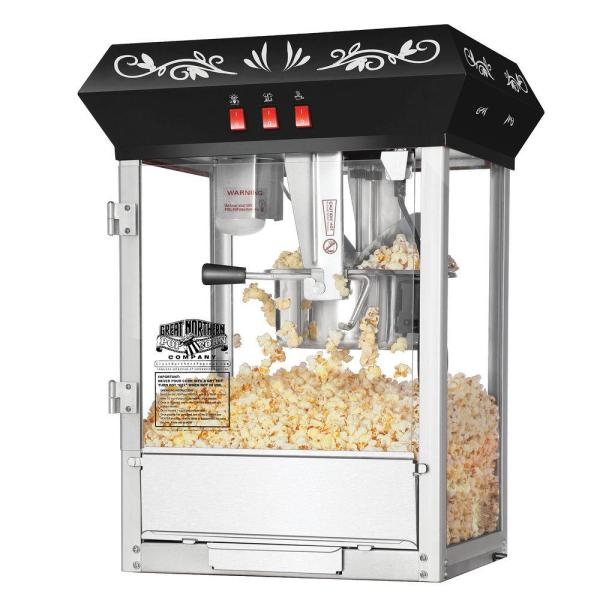 Great Northern Foundation 8 oz. Popcorn Machine 6099
