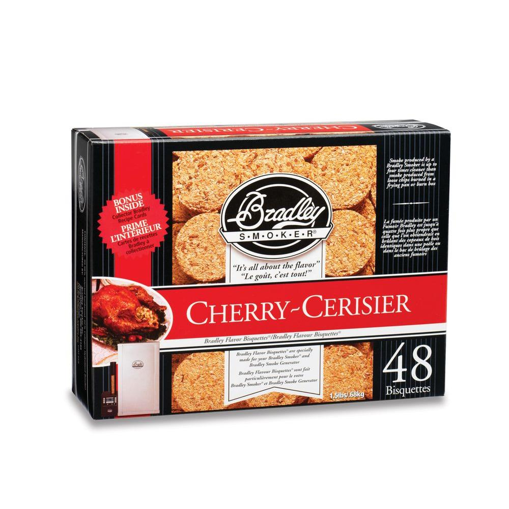 Cherry Flavor Bisquettes (48-Pack)