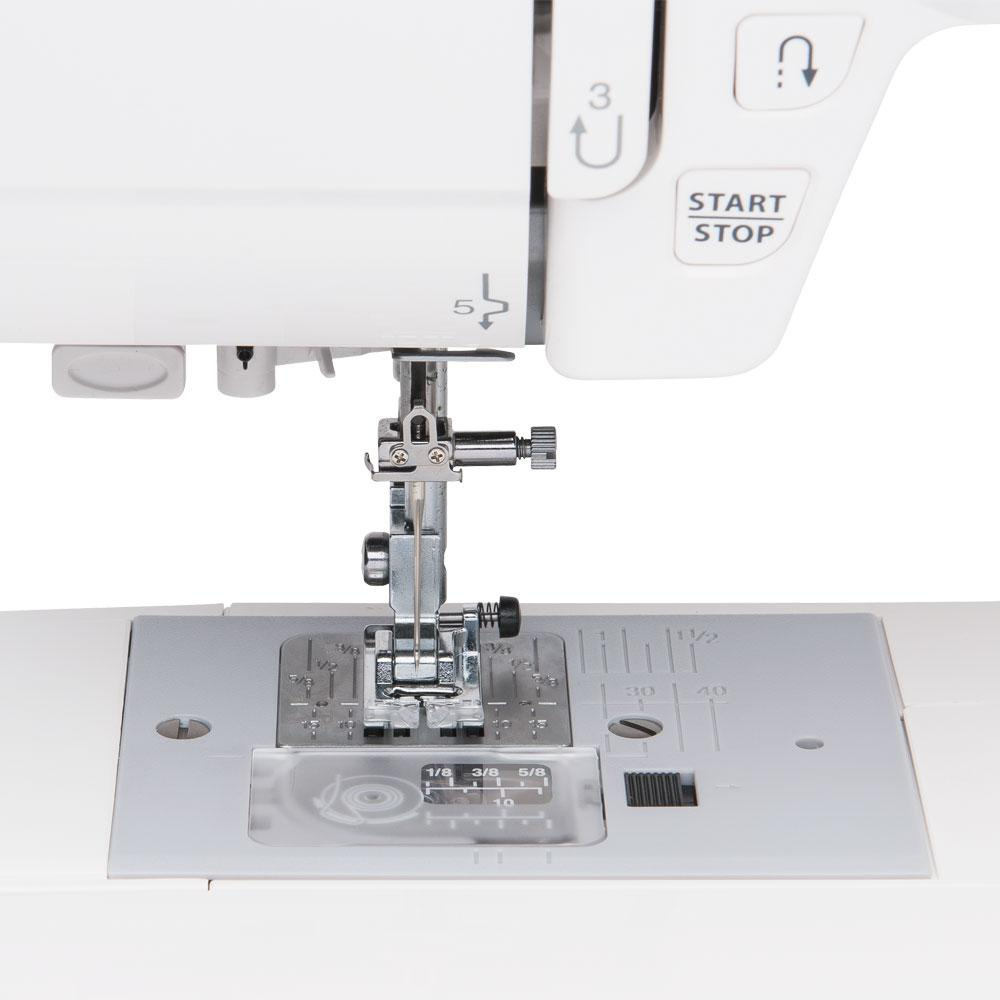 Essential features- Basic features of a sewing machine