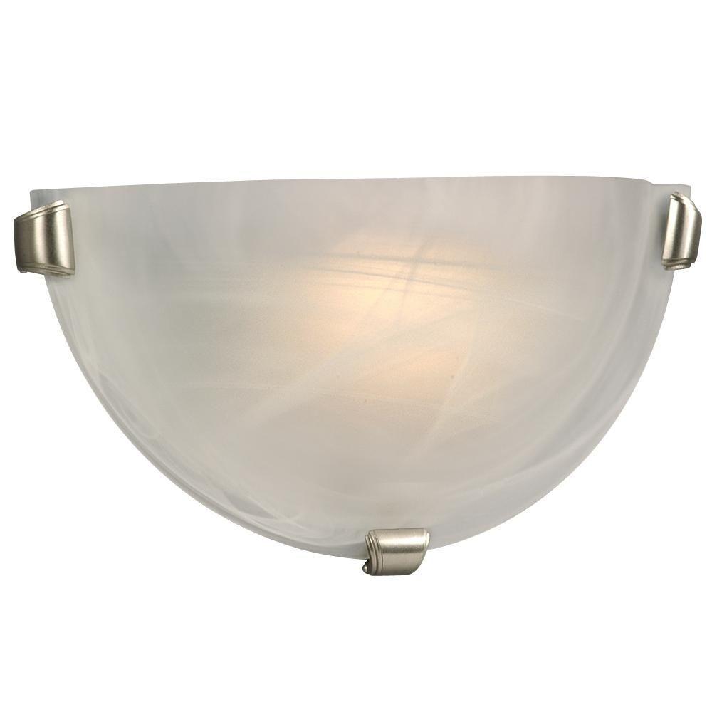 Filament Design Negron 1-Light Pewter Incandescent Sconce