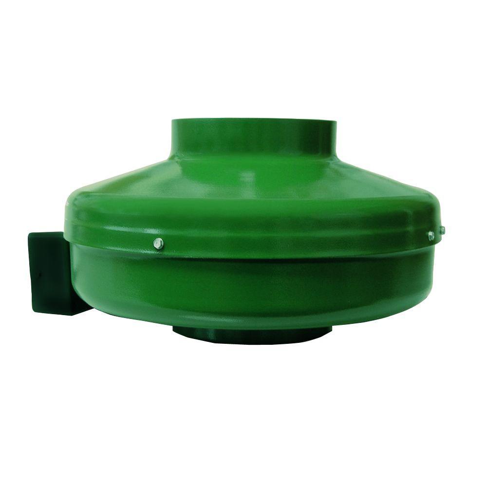 240 CFM Green Powered 6 in. Inline Duct Fan