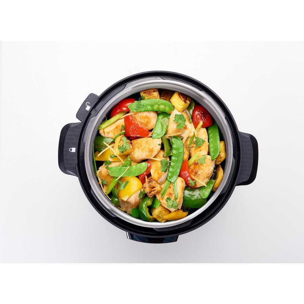 LUX LCD 8 Qt. Pressure Cooker