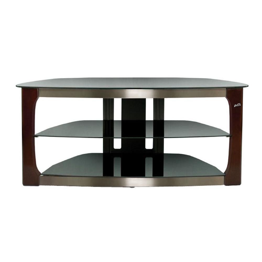 Bell O Black And Brown Entertainment Center