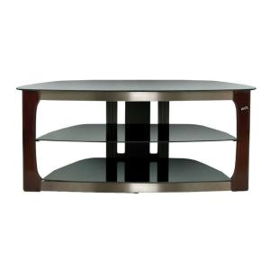Black and Brown Entertainment Center