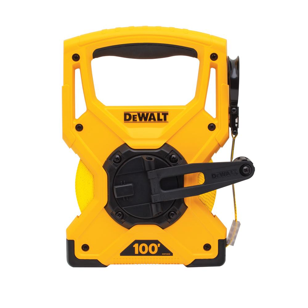 DEWALT 100 ft Measuring TapeDWHT34039 The Home Depot