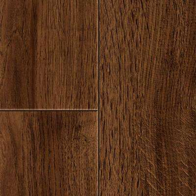 Cotton Valley Oak Laminate Flooring - 5 in. x 7 in. Take Home Sample