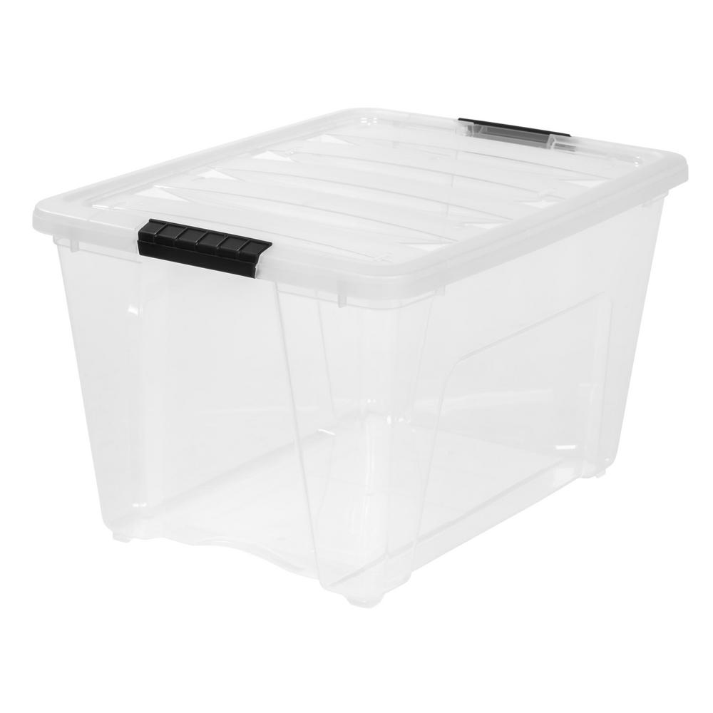 iris storage containers