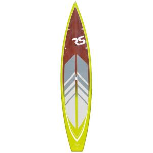 Click here to buy RAVE Sports 12 ft. 6 inch Touring Stand Up Paddle Board in Sea Grass by RAVE Sports.