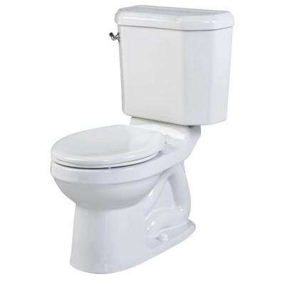 Doral Classic Champion 4 2-piece 1.6 GPF Round Toilet in White