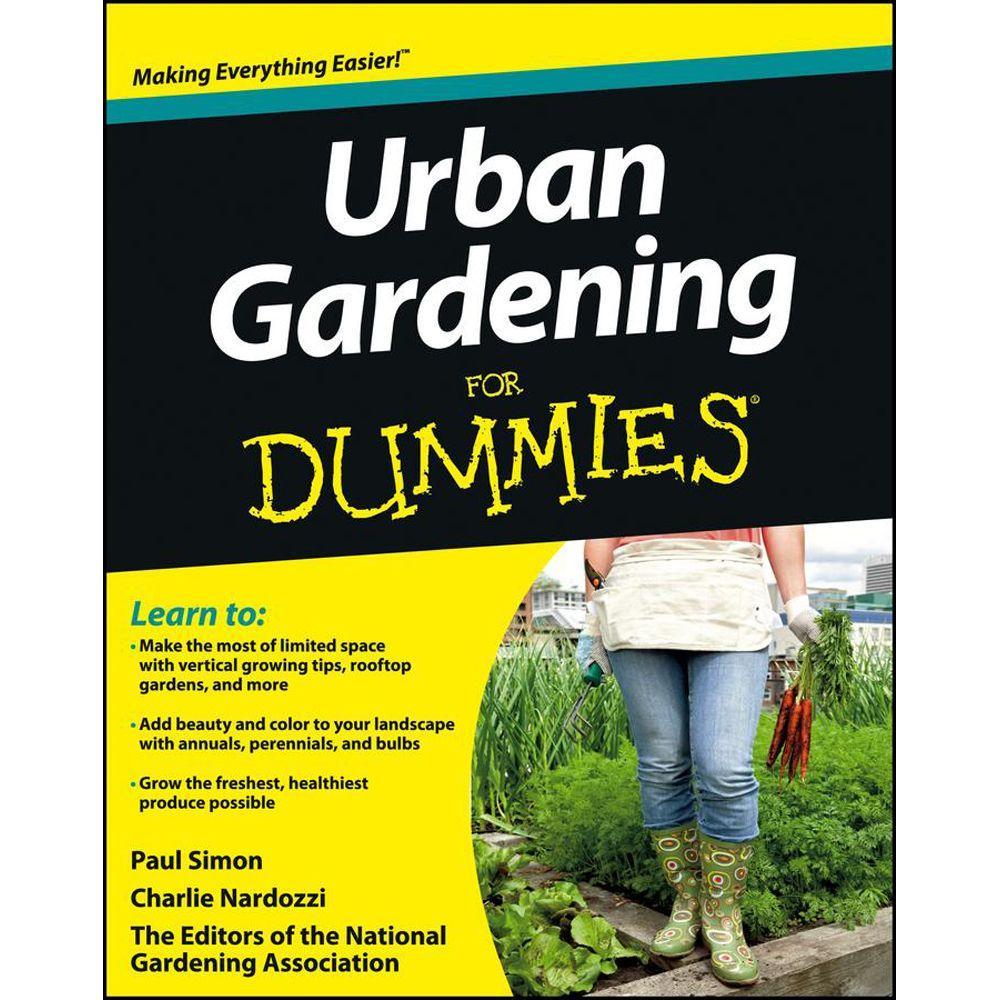 null Urban Gardening for Dummies