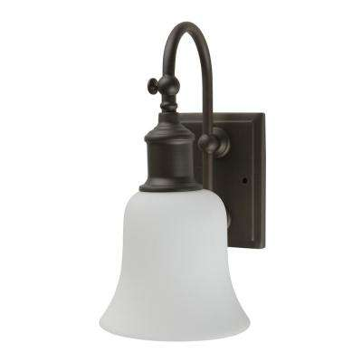 Hershey 1-Light ORB Bath Light