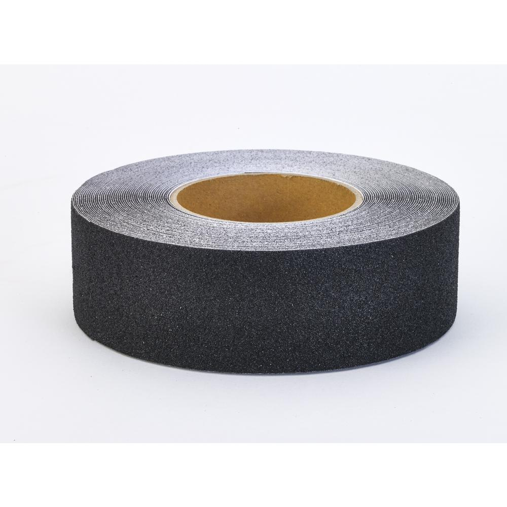 Mutual 2 in. x 20 yds. Non-Skid Black Grip Tape