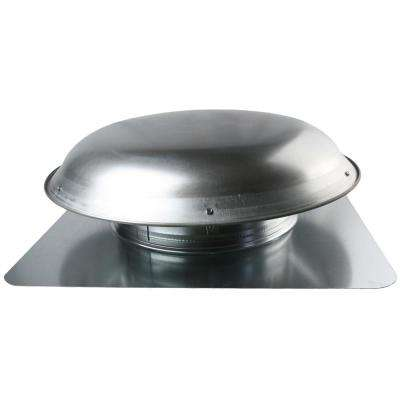 1400 CFM Mill Power Roof Mount Attic Vent