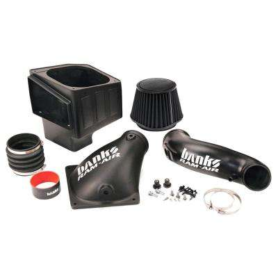 Ram-Air Intake System with Dry Filter for 2010-2012 Dodge 6.7 l Cummins Diesel