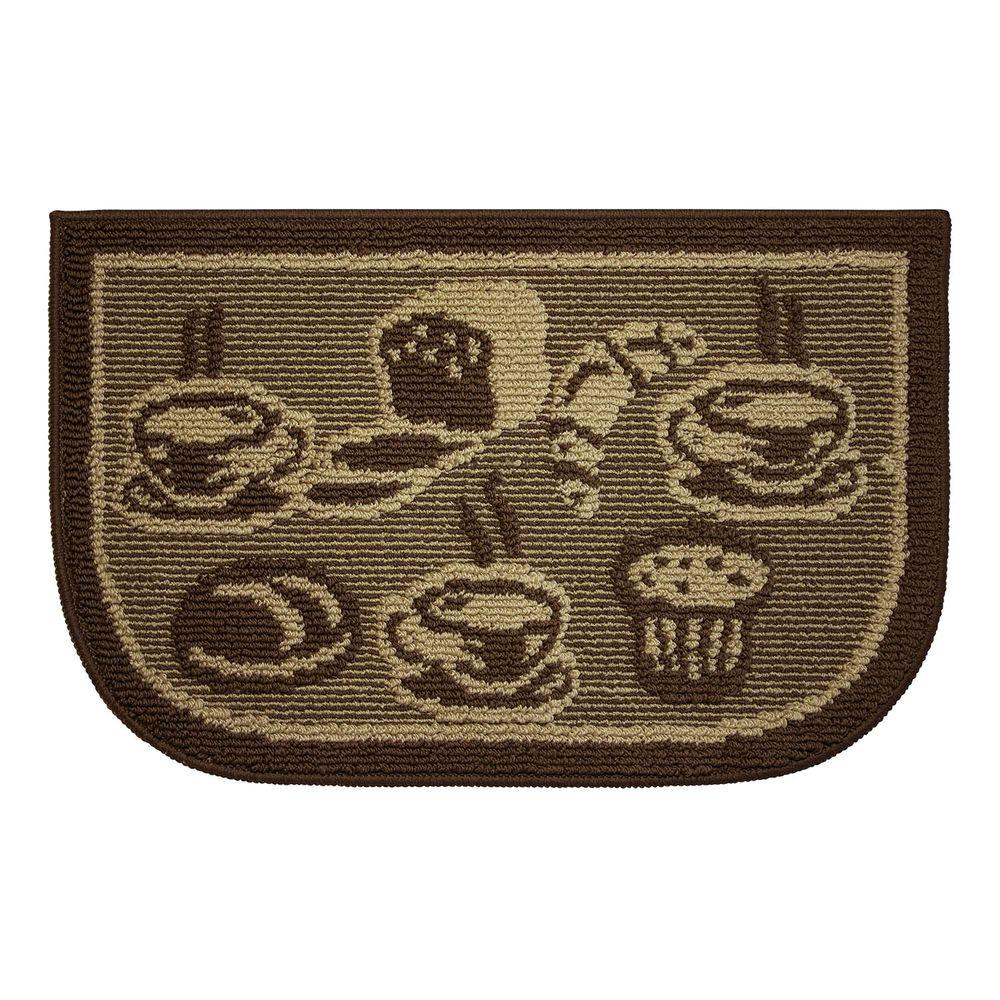Structures French Bread 18 In X 30 In Kitchen Rug