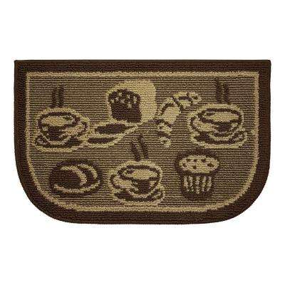 French Bread 18 in. x 30 in. Kitchen Rug