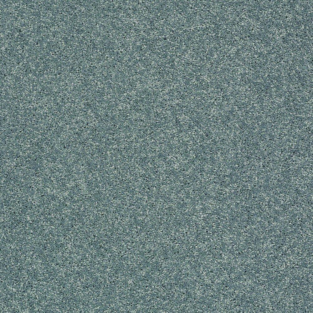 Carpet Sample - Slingshot II - In Color Spring Blue 8 in. x 8 in.
