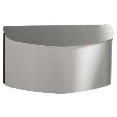 Stainless Steel Contemporary Mailbox