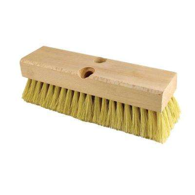 10 in. x 3 in. Threaded and Tapered Acid Brush