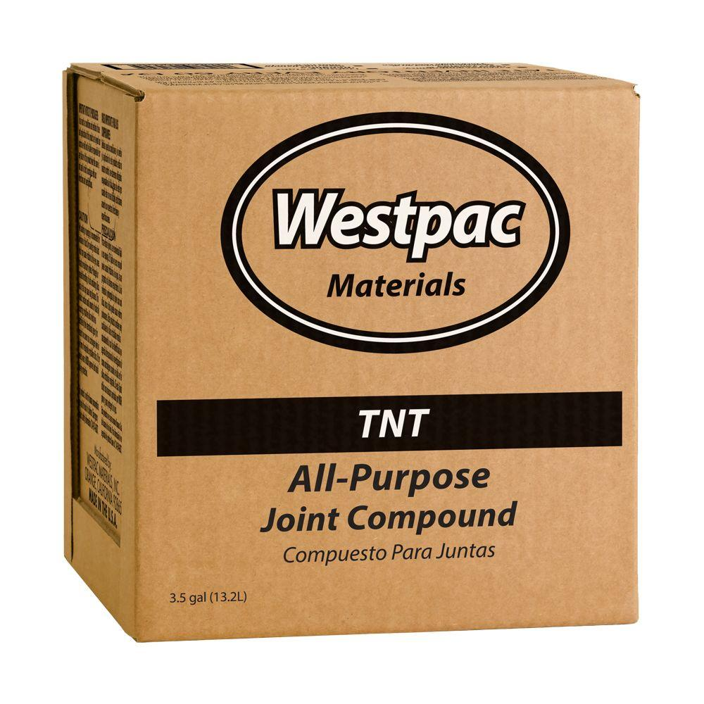 Westpac Materials 3.5 Gal. Taping and Topping Pre-Mixed Joint Compound