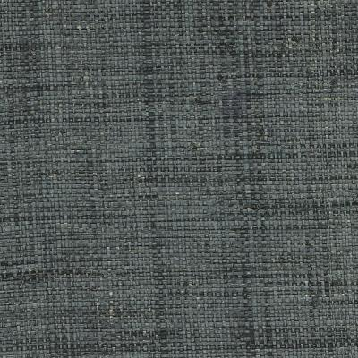 72 sq. ft. Mindoro Denim Grass Cloth Wallpaper